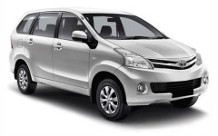 Toyota Avanza Newer Model