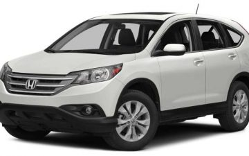 Honda CRV AT